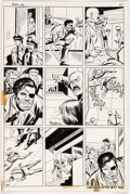 Original Comic Art:Panel Pages, Dick Ayers and Mike Esposito Sgt. Fury #100 Panel Pages Original Art Group of 12 (Marvel, 1972).... (Total: 12 Original Art)