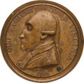 "George Washington: The Iconic 1790 ""Manly"" Medal"