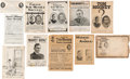 Political:Small Paper (1896-present), Left-Wing Labor Causes: Mooney & Billings Archive....