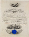 Autographs:U.S. Presidents, William McKinley: Signed Naval Appointment....