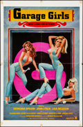 """Movie Posters:Adult, Garage Girls (Cal Vista, 1980). Folded, Fine/Very Fine. One Sheet (27"""" X 41""""). Adult.. ..."""