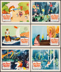 "Movie Posters:Animation, The Little Prince and the Eight-Headed Dragon (Columbia, 1964).Fine/Very Fine. Lobby Cards (6) (11"" X 14""). Animation.. ...(Total: 6 Items)"