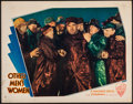 """Movie Posters:Drama, Other Men's Women (Warner Brothers, 1931). Very Fine-. Lobby Card (11"""" X 14""""). Drama.. ..."""