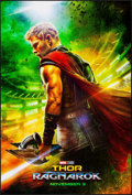 """Movie Posters:Action, Thor: Ragnarok (Walt Disney Studios, 2017). Rolled, Very Fine. One Sheet (27"""" X 40"""") DS Advance. Action.. ..."""