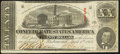 Confederate Notes:1863 Issues, T58 $20 1863 PF-12 Cr. 421 Fine-Very Fine.. ...
