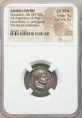 Ancients:Roman Imperial, Ancients: Diocletian (AD 284-305). AR argenteus (19mm, 3.38 gm, 12h). NGC Choice XF★ 5/5 - 5/5....
