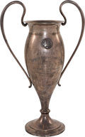 Military & Patriotic:WWI, [Col. Herbert Slocum]: 1915 Panama Pacific International Exposition Silver Equestrian Loving Cup Trophy....