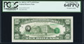 Error Notes:Third Printing on Reverse, Overprint on Back Error Fr. 2024-C $10 1977A Federal Reserve Note. PCGS Very Choice New 64PPQ.. ...
