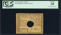 Colonial Notes:New Hampshire, New Hampshire April 29, 1780 $5 PCGS Very Fine 20.. ...