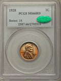 Lincoln Cents: , 1928 1C MS66 Red PCGS. CAC. PCGS Population: (427/68). NGC Census: (98/13). CDN: $180 Whsle. Bid for problem-free NGC/PCGS ...