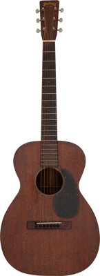 Johnny Cash's 1934 Martin 0-17 Mahogany Acoustic Guitar, Serial # 56236 Owned and Played by Graham Nash