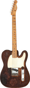 Musical Instruments:Electric Guitars, Graham Nash's Sun Records 1959 Fender Esquire Solid Body E...
