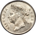 British Honduras:British Colony, British Honduras: British Colony. Victoria 50 Cents 1895 MS63 PCGS,...