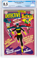 Silver Age (1956-1969):Superhero, Detective Comics #359 (DC, 1967) CGC VF+ 8.5 White pages....
