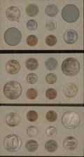 1947 1C-50C Mint Set Uncertified