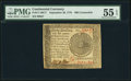 Colonial Notes:Continental Congress Issues, Continental Currency September 26, 1778 $60 Contemporary Counterfeit PMG About Uncirculated 55 EPQ.. ...