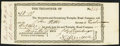 Obsoletes By State:Pennsylvania, (Unknown Location), PA - Treasurer of Stoystown and Greensburg Turnpike Road Company $12 Dec. 17, 1834 Extremely Fine.. ...