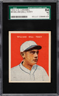 Baseball Cards:Singles (1930-1939), 1932 U.S. Caramel Bill Terry #4 SGC 84 NM 7....