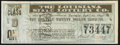 Obsoletes By State:Louisiana, New Orleans, LA - Louisiana State Lottery Co. Class D 1/20 Share Ticket Apr. 12, 1892 Extremely Fine.. ...