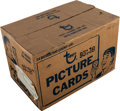 Baseball Cards:Unopened Packs/Display Boxes, 1978 Topps Baseball Vending Case With Twenty-Four 500 Count Boxes!...