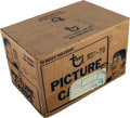 Baseball Cards:Unopened Packs/Display Boxes, 1979 Topps Baseball Vending Case With Twenty-Four 500 CountBoxes!...