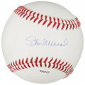 Autographs:Baseballs, Stan Musial Single Signed Baseball Offered is the ...