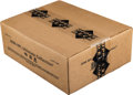Football Cards:Boxes & Cases, 2006 Upper Deck Ultimate Collection Football 4-Box Sealed Case....
