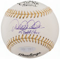"Autographs:Baseballs, Derek Jeter ""05 Gold Glove"" Single Signed Baseball...."