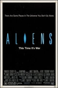 "Movie Posters:Science Fiction, Aliens (20th Century Fox, 1986). Rolled, Fine/Very Fine. One Sheet (27"" X 41"") SS. Science Fiction.. ..."