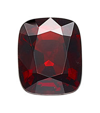 Unmounted Burma Red Spinel