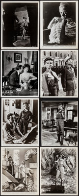 "Babette Goes to War (Columbia, 1960). Very Fine-. Photos (14) (Approx. 8"" X 10""). Foreign. ... (Total: 14 Item..."