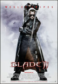 """Movie Posters:Horror, Blade II & Other Lot (New Line, 2002). Folded, Very Fine-. English Language Dutch One Sheet (27.25"""" X 39.25"""") SS, One Sheet ... (Total: 3 Items)"""