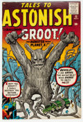Silver Age (1956-1969):Science Fiction, Tales to Astonish #13 (Marvel, 1960) Condition: Apparent FN....