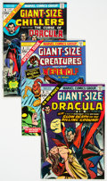 Bronze Age (1970-1979):Horror, Marvel Bronze Age Giant-Size Horror Group of 13 (Marvel, 1974-75)Condition: Average VF/NM.... (Total: 13 )