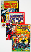 Bronze Age (1970-1979):Western, Marvel Bronze Age Western Group of 8 (Marvel, 1968-75) Condition: Average NM-.... (Total: 8 )