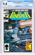 Modern Age (1980-Present):Superhero, Punisher #1 (Marvel, 1986) CGC NM/MT 9.8 White pages....