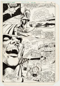 Original Comic Art:Panel Pages, Rich Buckler, Paris Cullins, and Romeo Tanghal Justice League of America #212 Story Page 5 Original Art (DC, 1983)...
