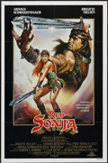 "Movie Posters:Action, Red Sonja (MGM, 1985). One Sheet (27"" X 41""). Action...."