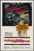 """Movie Posters:Horror, Dr. Jekyll and Sister Hyde (American International, 1972). One Sheet (27"""" X 41""""). Horror...."""