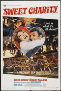 """Movie Posters:Musical, Sweet Charity (Universal, 1969). One Sheet (27"""" X 41""""). Musical...."""