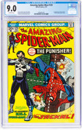 Bronze Age (1970-1979):Superhero, The Amazing Spider-Man #129 (Marvel, 1974) CGC VF/NM 9.0 Off-whitepages....