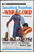"Movie Posters:War, The War Lord (Universal, 1965). One Sheet (27"" X 41""). War...."