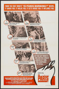"Movie Posters:War, Is Paris Burning? (Paramount, 1966). One Sheet (27"" X 41""). War...."