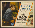 "Movie Posters:Western, The Texas Ranger (Columbia, 1931). Title Lobby Card (11"" X 14""). Western...."