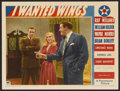 "Movie Posters:War, I Wanted Wings (Paramount, 1941). Lobby Card (11"" X 14""). War...."