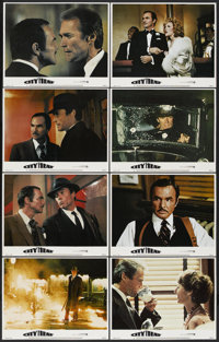 """City Heat (Warner Brothers, 1984). Lobby Card Set of 8 (11"""" X 14""""). Action.... (Total: 8 Items)"""