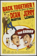 "Movie Posters:Sports, The Caddy (Paramount, R-1964). One Sheet (27"" X 41""). Comedy...."