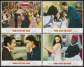 "Movie Posters:Academy Award Winner, Gone with the Wind (MGM, R-1968 and R-1974). Lobby Cards (4) (11"" X14""). Academy Award Winner.... (Total: 4 Items)"