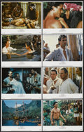 "Movie Posters:Adventure, The Bounty (Orion, 1984). Lobby Card Set of 8 (11"" X 14"").Adventure.... (Total: 8 Items)"