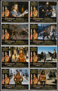 """Movie Posters:Action, Conan the Destroyer (Universal, 1984). Lobby Card Set of 8 (11"""" X14""""). Action.... (Total: 8 Items)"""